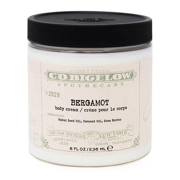 C.O. Bigelow Women's Iconic Collection Bergamot Body Cream