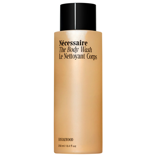 Nécessaire The Body Wash - With Niacinamide Sandalwood