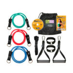 GoFit Ultimate Pro Gym Set- Portable Gym and Fitness Equipment