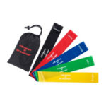 Fitness Dreamer Resistance Bands, Exercise Loop Bands and Workout Bands Set of 5
