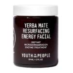 Yerba Mate Resurfacing + Exfoliating Energy Facial with Enzymes + Niacinamide