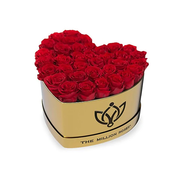 The Million Roses — Love Box Collection