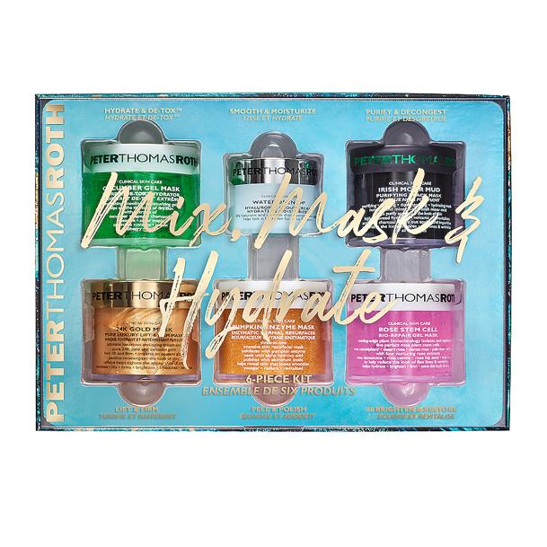 Mix, Mask & Hydrate