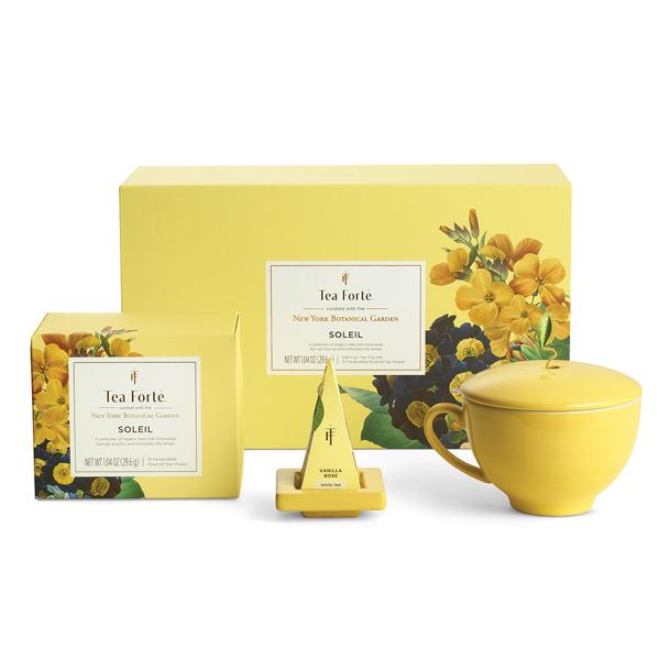 Tea Forte Soleil Gift Set