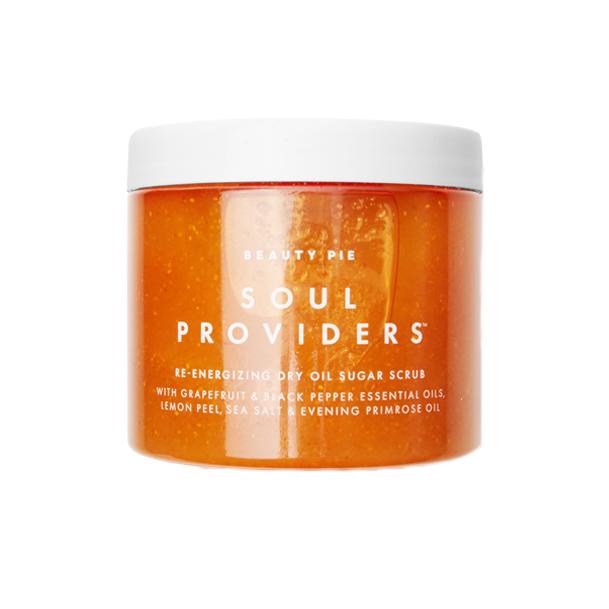 Soul Providers Re-Energizing Dry Oil Sugar Scrub