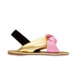 Miu Miu knotted sandals