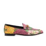 Gucci Gucci x Ken Scott New Jordaan Floral Loafers