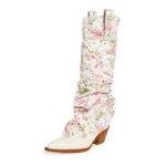 R13 Mid Cowboy Sleeve Boots