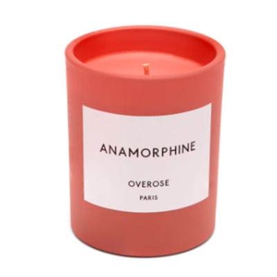 OVEROSE Anamorphine scented candle