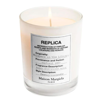 Maison Margiela 'REPLICA' Whispers in the Library Scented Candle