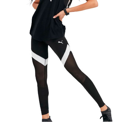 Puma Exclusive Glam Mesh Leggings