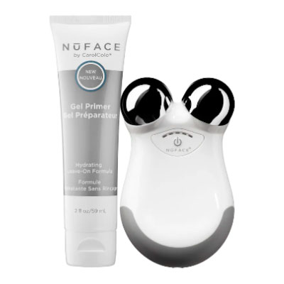 Best for Face Lifting — NuFace Mini Facial Toning Device